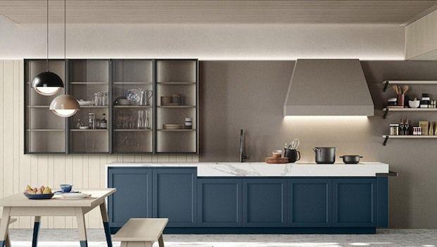 Novità cucine 2021: elementi funzionali ed estetica ricercata