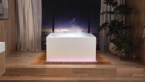 Vasca da bagno smart Stillness - Foto by Kohler