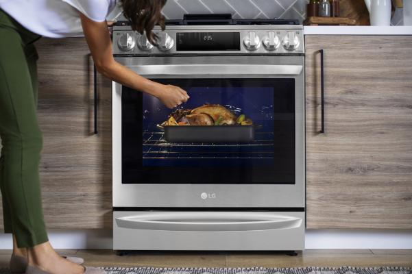 Forno LG InstaView - Foto by LG