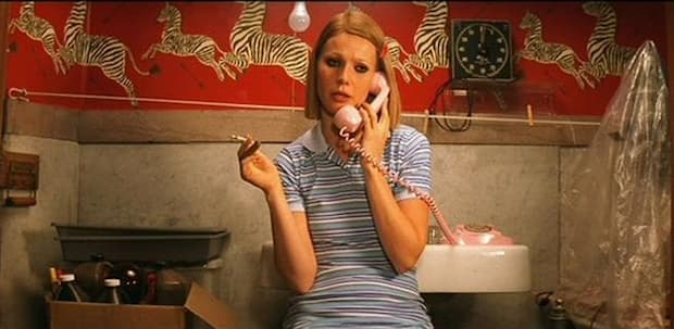 Margot in the Royal tenenbaums di Wes Anderson