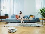 Robot aspirapolvere intelligente JetBot 90 AI+ di Samsung
