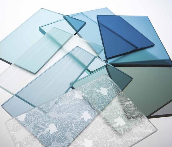Tipologia di vetro per pannelli fissi di Faraone
