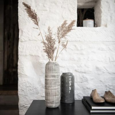 Vaso cilindrico in gres - Foto by Maisons du Monde