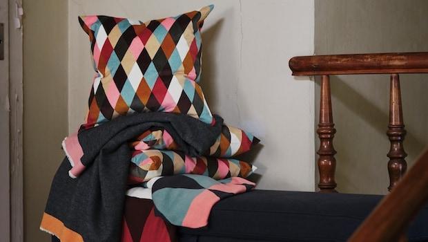 Federe cuscino e coperte Dekorera - Foto by Ikea