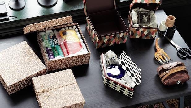 Set di scatole Dekorera - Foto by Ikea