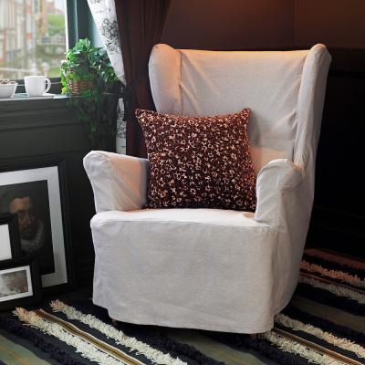 Federa cuscino con fantasia pois Dekorera - Foto by Ikea