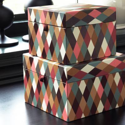 Scatole multicolore Dekorera - Foto by Ikea