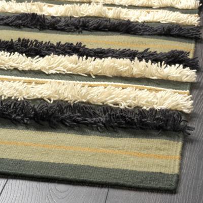 Tappeto a strisce Dekorera - Foto by Ikea