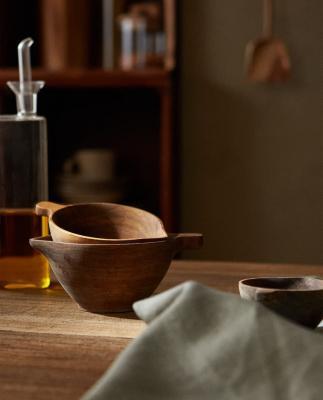 Misurini in legno - Foto by Zara Home