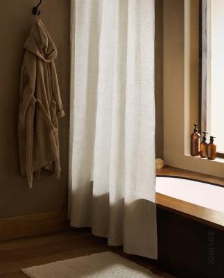 Tenda impermeabile in lino - Foto by Zara Home