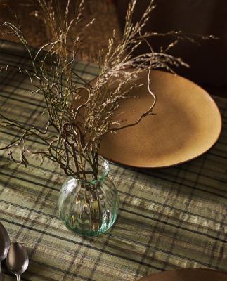 Vaso in vetro soffiato - Foto by Zara Home