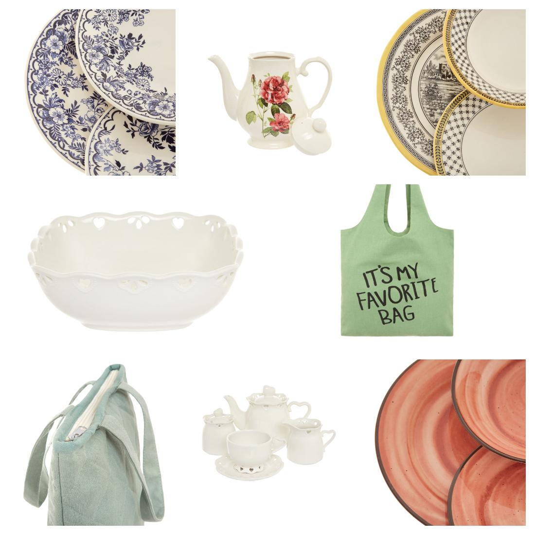 Accessori cucina, collezione Aria di Bianco - Foto by Coincasa