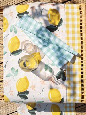 Runner Lemon - Foto by Westwing