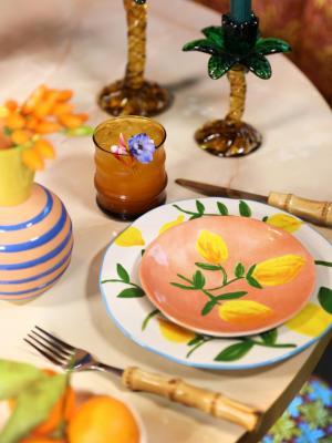 Set piatti da colazione in nuance Illuminating - Foto by Westwing