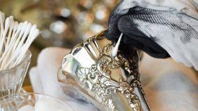 Come pulire l'argento: consigli e prodotti