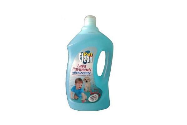 Prodotti specifici pulizia casa animali PetClean pavimenti