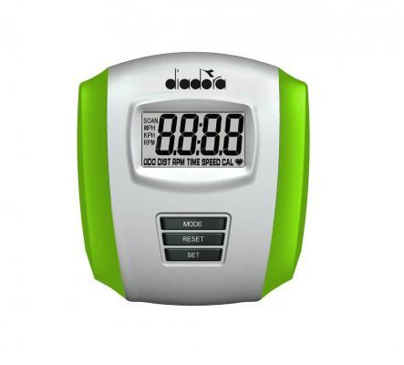 Tapis roulant magnetico Evo Diadora display
