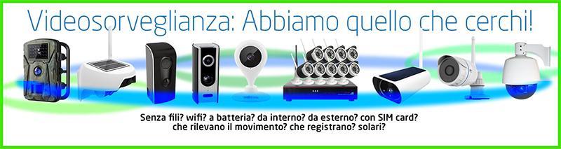 Siqura JX alarm compatible accessories - Photo by Casasicura.it