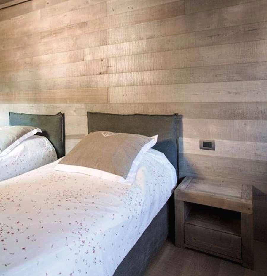 Rivestimento in legno a parete - Cadorin