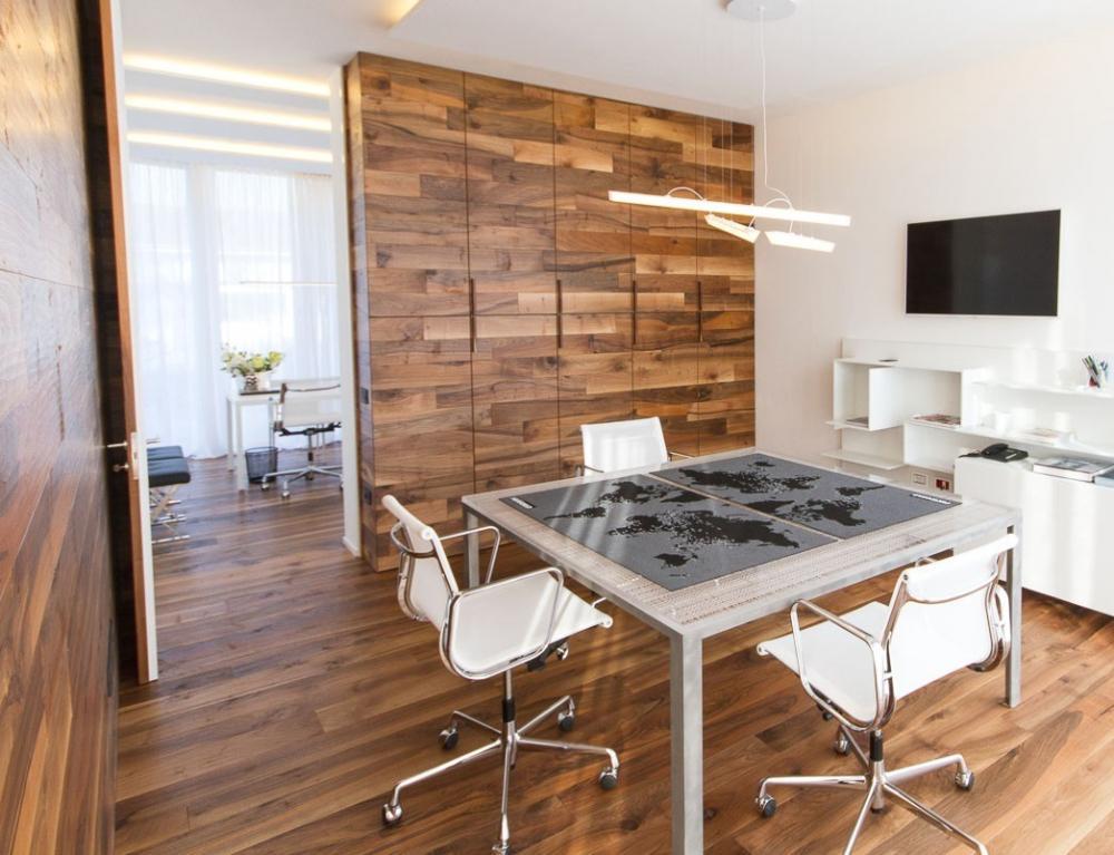 Rivestimenti pareti e pavimenti in legno - Cadorin