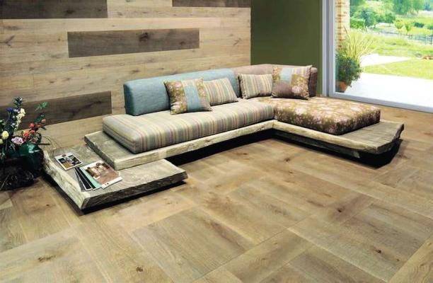 Rivestimenti in legno di quercia - Cadorin