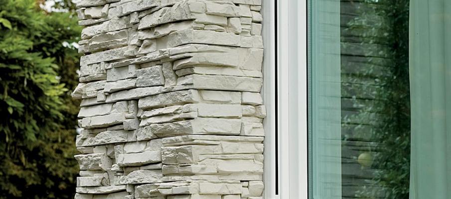 Rivestimenti in pietra ricostruita, Pietraelite, linea Pietra alpina