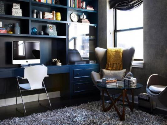 Home office blu navy, da home.theconcept.sk