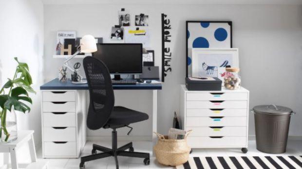Modello sedia IKEA Flintan senza braccioli