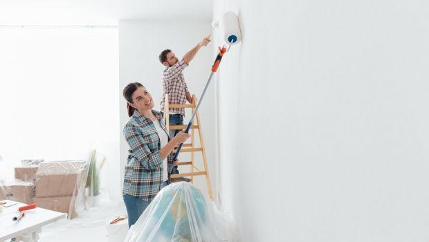 Una soluzione definitiva per la muffa sulle pareti