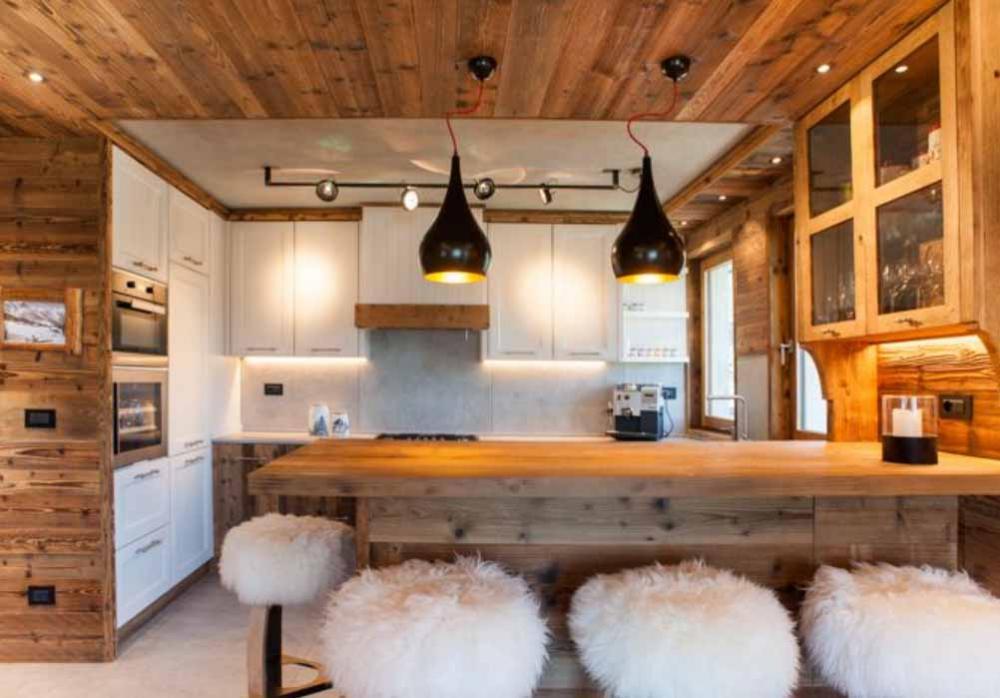 Cucine di montagna - Design Alpino