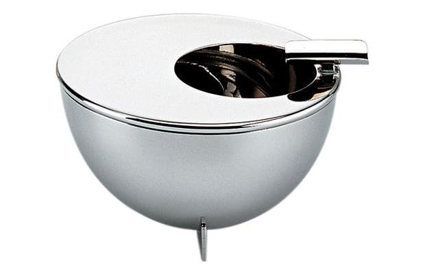 Bauhaus ashtray by Alessi
