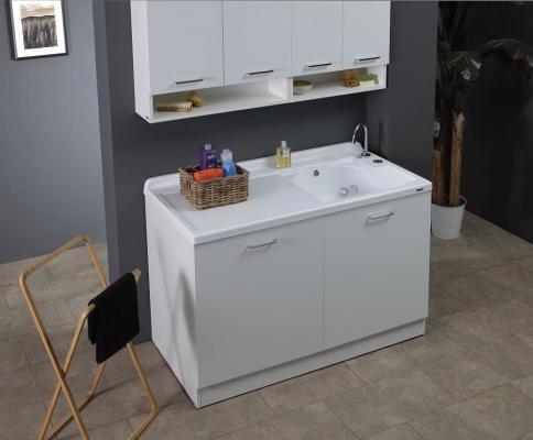 Lavatoio automatico di Colavene Active Wash 130 cm chiuso