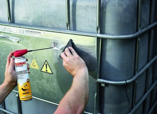 Solvente spray  SONAX