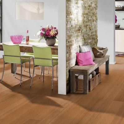 Parquet in cucina, bamboo, Armony floor
