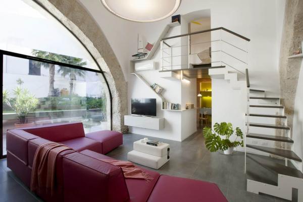 Arredo soggiorno, soluzioni Lago design