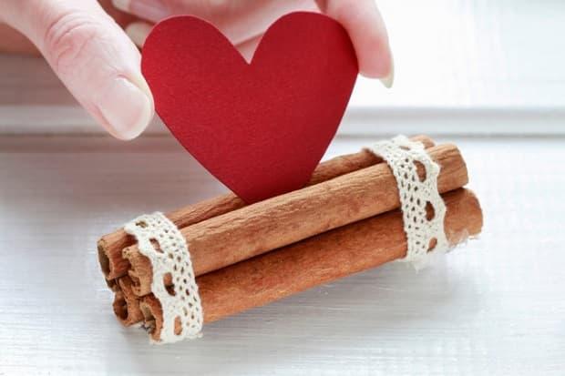 Segnaposto San Valentino, da donnad.it