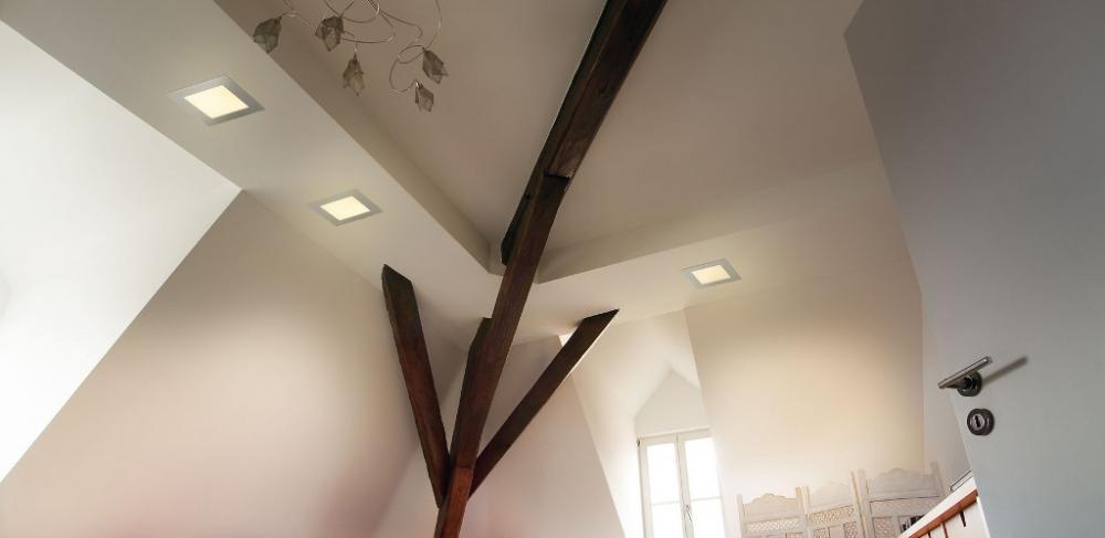 Faretti da incasso a soffitto Led 10 W
