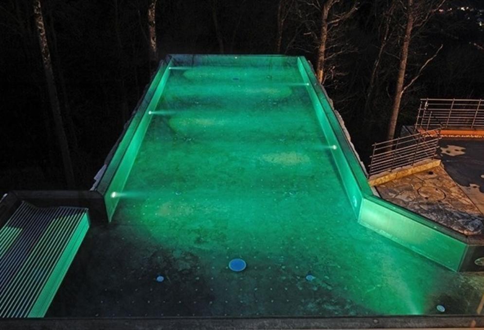 Luce per piscina Shark
