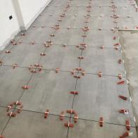 Pavimento formato 60x60 in sovrapposizione a pavimentazione esistente