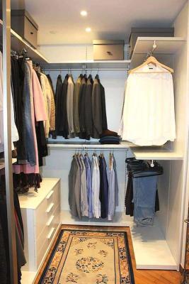 Cabina armadio interno - Restelli