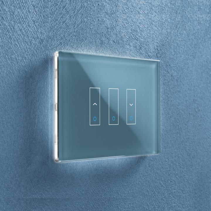 Interruptor de cortina inteligente exclusivo de Iotty