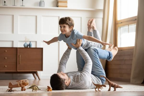 Vivere in una casa asciutta è essenziale per stare bene