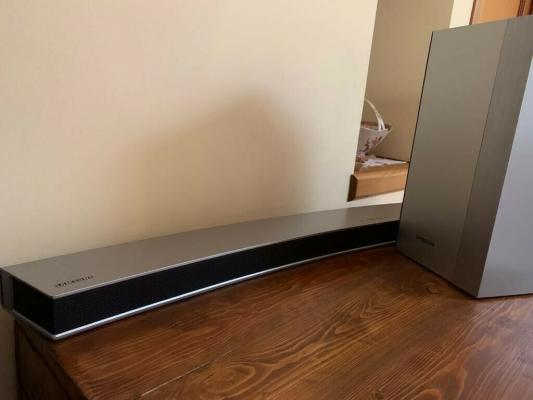 Samsung, Curved Soundbar HW-M4501