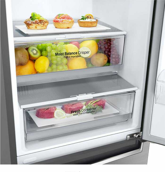 Lg's No Frost Freezing System
