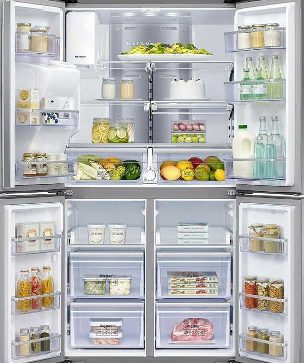Samsung Fridge-Freezer RF56N9740SR