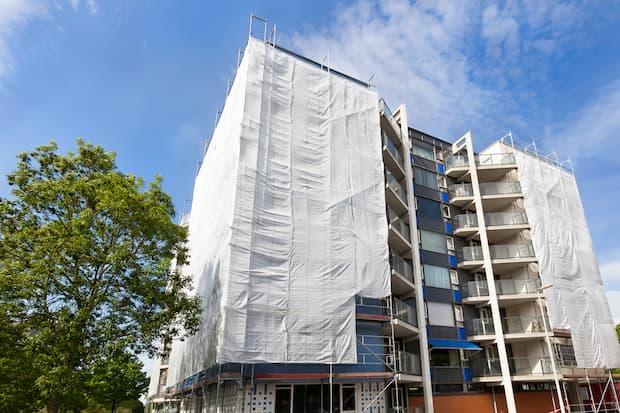 Obras extraordinarias y administración de condominios