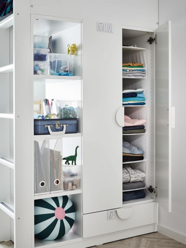 Cameretta bimbi arredo Ikea design