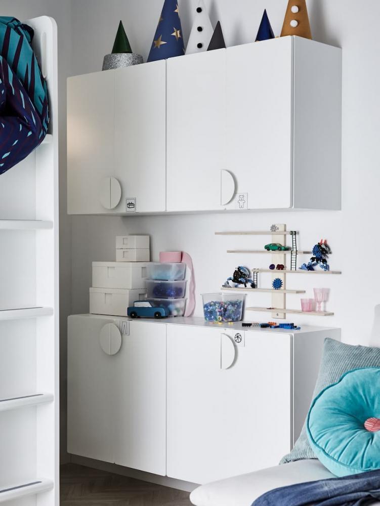 Camerette Ikea design