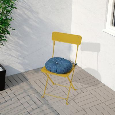 Sedie esterno Ikea Saltholmen ambiente
