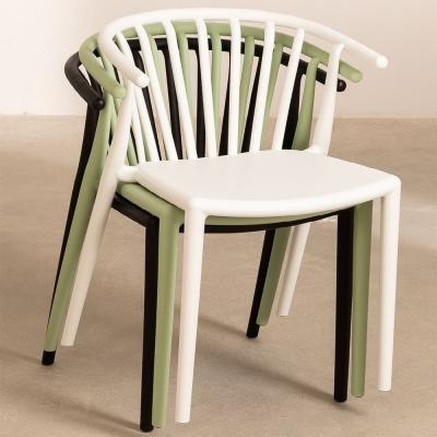 Sedie esterno Ivor impilata di Sklum